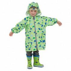 Pelerina de ploaie pentru copii YY03 Verde L