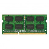 Memorie notebook Kingston 4GB, DDR3, 1600Mhz, CL11, 1.35v, Single Ranked x8