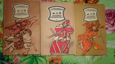Osanditii mlastinilor 3 volume -Shi Naian foto