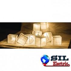 String light square 10 LED