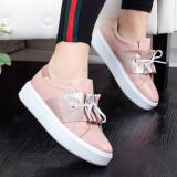 Tenisi Piele Iuliva roz pal