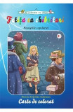 Fetita cu chibrituri. Povestile copilariei - Carte de colorat