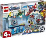 LEGO SUPER HEROES FURIA RAZBUNATORILOR IMPOTRIVA LUI LOKI 76152