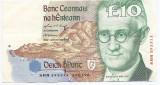 Irlanda 10 Pounds / Phunt 13.01.1998 - Central Bank of Ireland, 595312, P-76