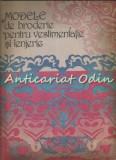 Cumpara ieftin Modele De Broderie Pentru Vestimentatie Si Lenjerie - Elvira Zamfirescu-Talianu