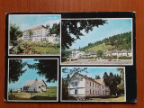 Baltatesti Bai, Agapia, Targu Neamt - carte postala circulata, Fotografie