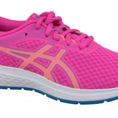 Pantofi alergare Asics Patriot 11 GS 1014A070-700 pentru Copii, 32.5, 33, 37, 37.5, 38, 39, Roz