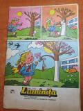 Revista pentru copii - luminita martie 1984