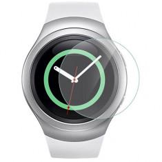 Folie de protectie iUni pentru Smartwatch Samsung Gear S2 Plastic Transparent