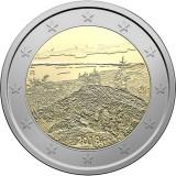 FINLANDA 2018 2 euro comemorativa / Parcul național finlandez – Koli  / UNC