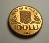 PROBA 100 lei 1996 World Food Summit Rome
