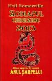 Zodiacul chinezesc 2013. Afla ce surprize iti rezerva Anul Sarpelui/Neil Somerville, lider