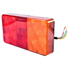 Lampa spate camion 12V cu LED 15 x 8 x 2.6 cm. AL-050820-12