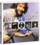 Jean Luc Ponty Original Album Series 2 Boxset (5cd)