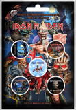 Insigne Iron Maiden: Later Albums