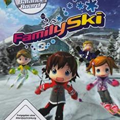 Joc Nintendo Wii Family Ski