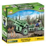Set de construit Cobi, World War II, Howitzer M-30 (100 pcs)