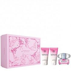 Versace Bright Crystal Set 50+50+50 pentru femei