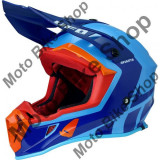 MBS Casca motocross Ufo Plast Quiver Shasta, albastru, L, Cod Produs: HE125L