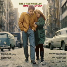 Bob Dylan The Freewheelin Bob Dylan LP reissue 2018 (vinyl)