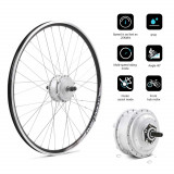 Kit complet conversie electrica biciclete,triciclete adulti,24 26 28''