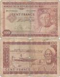 1967 , 100 francs ( P-7 ) - Mali