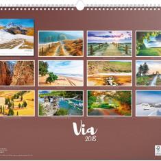 Calendar 2018 - Via | Presco
