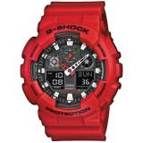 Ceas barbatesc Casio G-Shock GA-100B-4AER Analog-Digital 20 ATM 51 mm