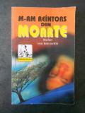 STEFAN VON IANCOVICH - M-AM REINTORS DIN MOARTE