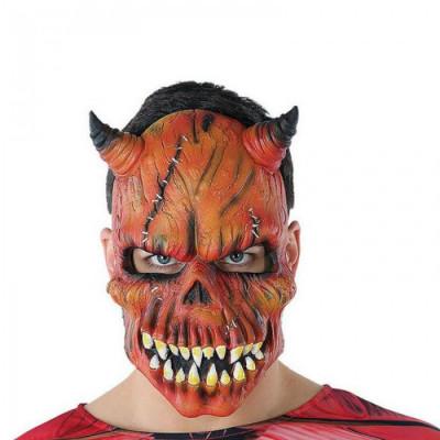 Masca Demon Halloween foto