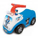 Prima mea masina de politie fara pedale Kiddieland, Mickey Mouse