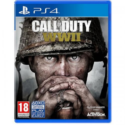 Call of Duty WWII PS4 foto
