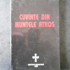 JEAN YVES LELOUP - CUVINTE DIN MUNTELE ATHOS