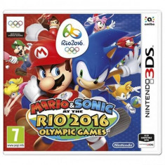 Mario & Sonic at the Rio 2016 Olympic Games 3DS