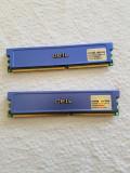 Memorie RAM GEIL 2x256MB DDR 400MHz PC3200