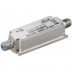 Amplificator semnal satelit in linie Goobay, 950 MHz - 2400 MHz, SAT incorporat foto
