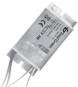 Transformator Electronic 12V-60W foto