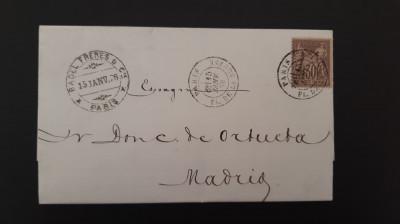 Franta - Cover 1878 (Pax & Mercur 30) foto
