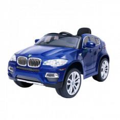 Masinuta Electrica Copii Bmw X6 Albastru
