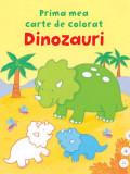 Dinozauri. Prima mea carte de colorat