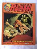 RAHAN, Nouvelle Collection. Bimestriel, no 18, lb. franceza, nov 1980, colectie