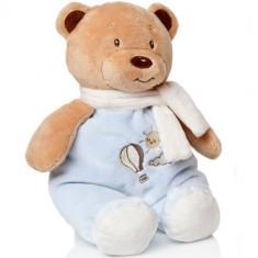 Plus Bebe Ursulet 28 cm cu Zornaitoare Albastru