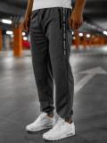 Pantaloni de trening grafit Bolf JX1017