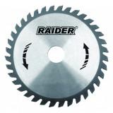 Cumpara ieftin Disc circular Raider, 350 х 25.4 mm, 56 T