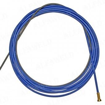 Spirala ghidare izolata pentru sarma de sudura 0,6-0,9 mm la 4 metri lungime
