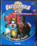 ENCICLOPEDIA DISNEY - POPOARELOR LUMII
