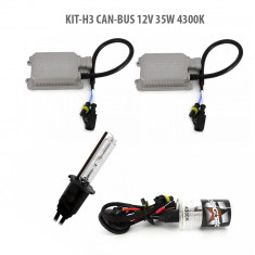 H3 CAN-BUS 12V 35W 4300K Best CarHome