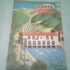REVISTA STIINTE SI TEHNICA PENTRU TINERET NR.19/DECEMBRIE 1950