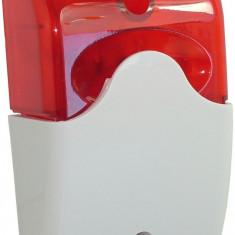 Alarma cu stroboscop, 12V DC - 111726