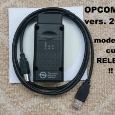 Ultima versiune Diagnoza Opel Op-com 2018 Engleza FULL OPCOM V2018